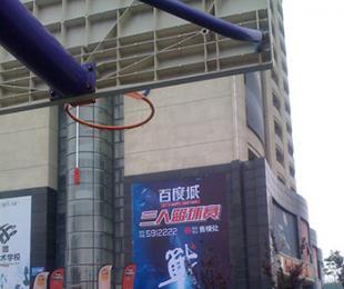 对抗与激情 百度城三人篮球赛正在火热招募